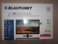 Blaupunkt 24 inch LED TV/DVD Brand new in box