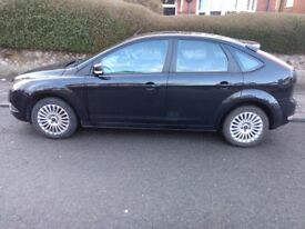 Ford Focus 1.6 petrol # year 2010 service history