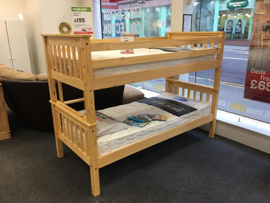 Bhf Bunk Beds In East End Glasgow Gumtree