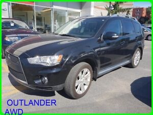 2010 Mitsubishi OUTLANDER AWD AWD CUIR TOIT OUVRANT