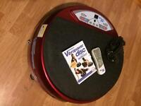 Vibrapower Disc Fitness Machine