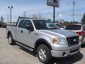 2007 Ford F-150 STX 4x4 4.6 litres