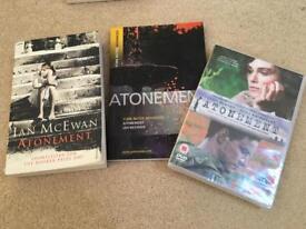 English Literature ATONEMENT bundle (GCSE or A Level)