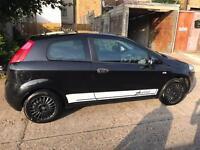 Fiat punto grande limited edition 1.2 hatchback 2007