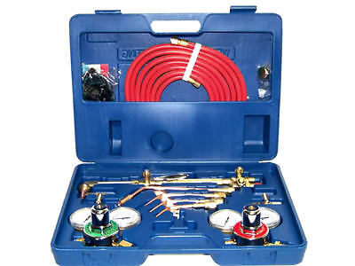 Oxygen Acetylene Welding Cutting Torch Kit Victor Compartible Brazing Soldering