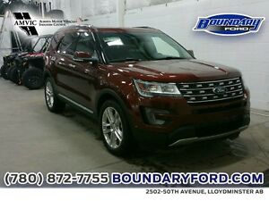 2016 Ford Explorer 4WD 4dr Limited W/ REMOTE START, SUNROOF
