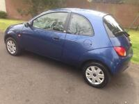 58 FORD KA STYLE ONLY 28000 MILES 1 YEAR MOT may swap px