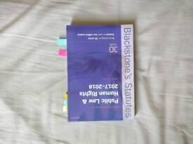 Piblic law statute Book
