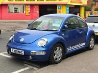 VW Beetle Turbo