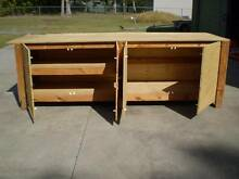 Solid Timber Shed Work Bench Ormeau Gold Coast North Preview