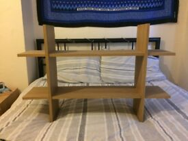 Wall shelving unit for sale, £10!