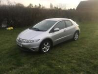 2010 Honda Civic 2.2 cdti 116k £1700