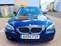 BMW E60 se535 TWIN TURBO, 330bhp after remap, Xenon Lights,NEW MOT and Service. Very good Condition