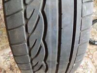 Dunlop Sport Run flat 205/45R17