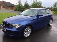 07 BMW 118i ES 3 DOOR P/EX WELCOME