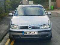 Volkswagen golf SE 1.6 Automatic, 12 Month MOT