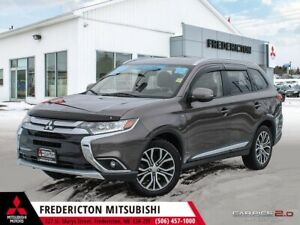 2016 Mitsubishi Outlander SE TOURING | AWD | WARRANTY TO 2026