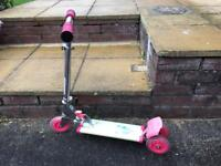 Pink Cosmic Flasher Scooter