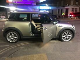 MINI COOPER S BREAKING ALL PARTS FOR SPARES OR REPAIRS