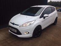 2009 Ford Fiesta 1.6 Zetec S 3dr 12 Months MOT 1Month Warranty Finance & extended Warranty Available