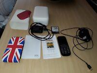 Htc mobile phone plus Samsung phone