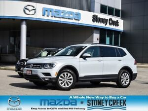 2018 Volkswagen Tiguan Trendline Rear Cam Heates Seats Alloy Key