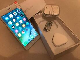 Silver 16gb Vodafone iPhone6+ plus