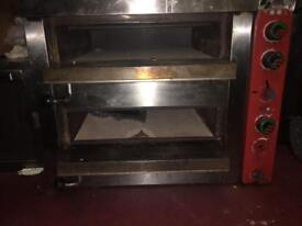 3 phase electric oven.