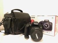 CANON EOS 750D DSLR Camera & Camera Bag Bundle