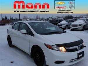 2012 Honda Civic EX | PST paid, Bluetooth, Sunroof, Cruise contr