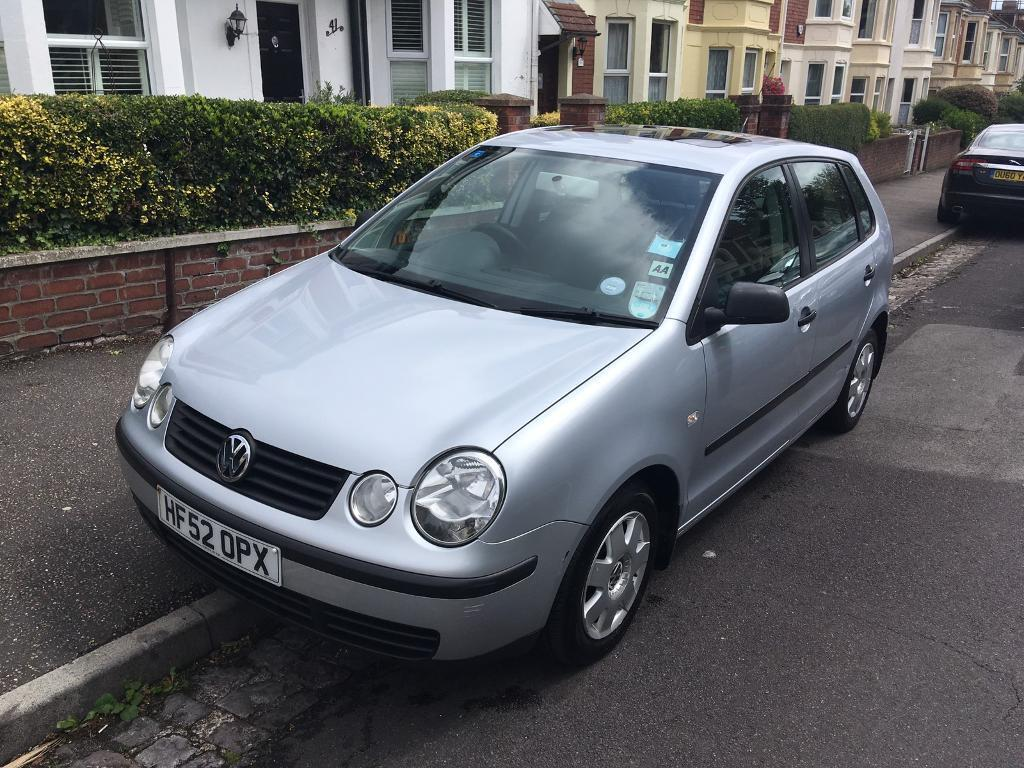 VW POLO 1 2 - petrol 5dr *engine light on* | in Bishopston