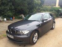 BMW 118d SE 2.0L Diesel (08) 3dr Hatch