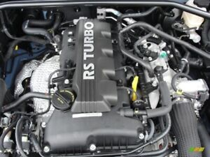 2010 Hyundai Genesis coupe engine and trans