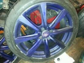 17 inch multi stud alloy wheels