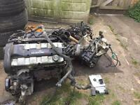 Ford Focus st 170,engine,box,loom etc,£300,no offers
