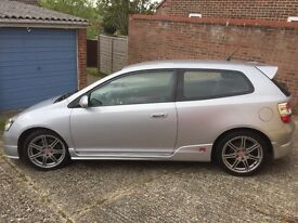 Honda Civic type R ep3 full service history. Lots of extras.price drop!!