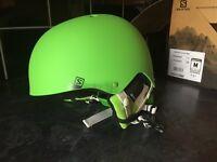 NEW Ski Helmet - Green