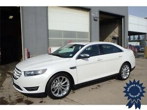 2016 Ford Taurus Limited AWD All Wheel Drive - 3,751 KMs, 3.5L
