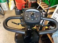 Hardly used mobility scooter