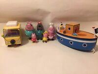 Peppa Pig figures