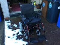 Electric wheelchair new