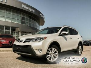 2015 Toyota RAV4 W/ Heated Power Seats & Navigation