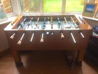 Table Football/Foosball for sale