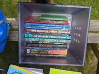 Job lot of revision guides and music books