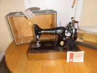 Singer 99K Sewing Machine