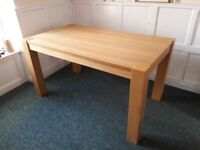 IKEA HOGSBY Dining Table for 6