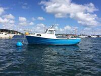 Matelot 20ft motor boat