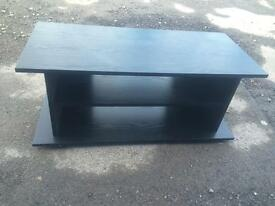Nice Tv table for sale wooden Black tv stand