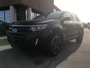 2013 Ford Edge SEL AWD, NAV, SUNROOF, LEATHER/SUEDE