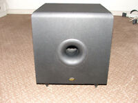 Gale 'Sub 10', active subwoofer